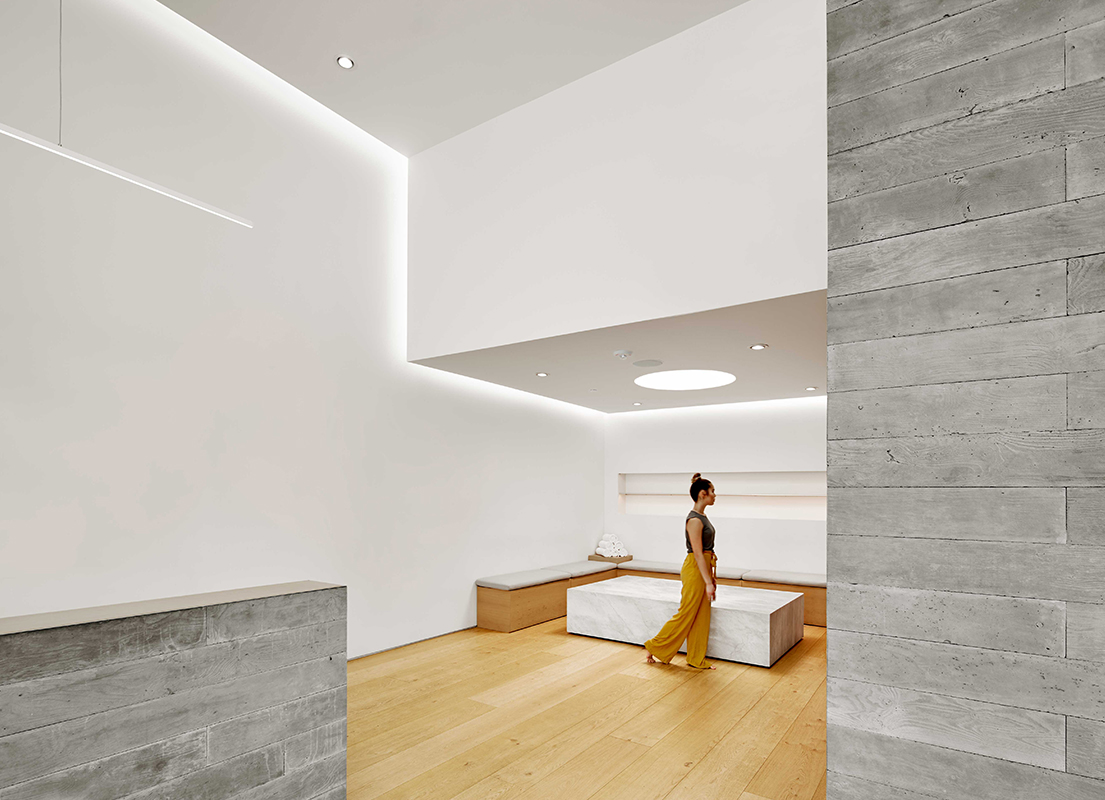 2Stone Designer Concrete Float Station